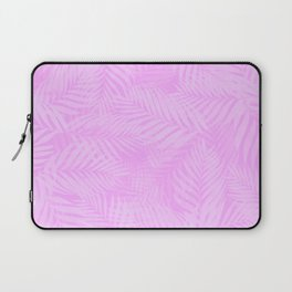 Palm Leaves - Orchid Pink Laptop Sleeve