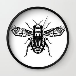 Beetle Type Wall Clock