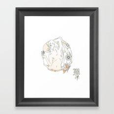 M A G I C Framed Art Print