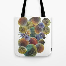 Micro-pollen Tote Bag