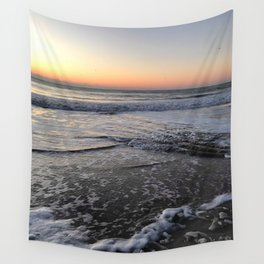 Gorgeous Sunset of Clearwater Beach, Florida Wall Tapestry