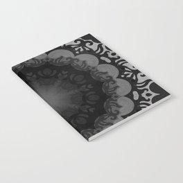 Dark Mandala #1 Notebook