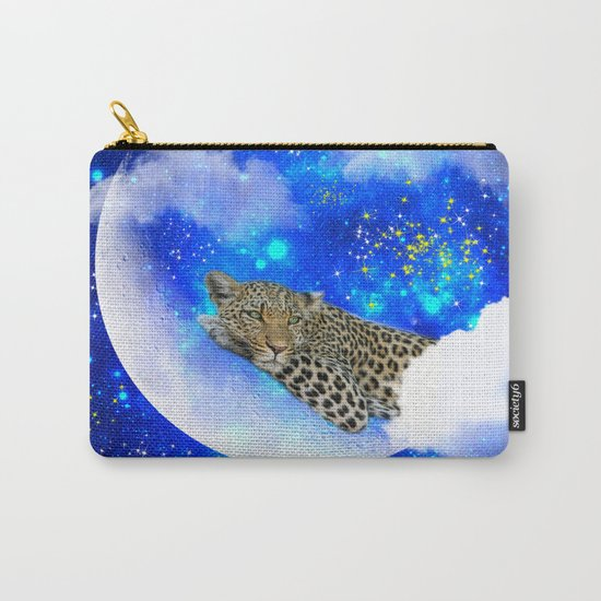 Relax in The moon Carry-All Pouch