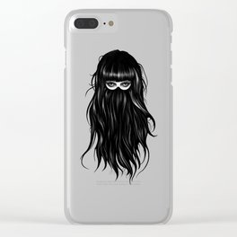 It Girl Clear iPhone Case