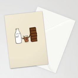 Chocolate + Milk Stationery Cards