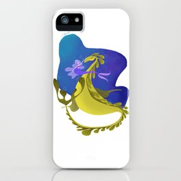 The Sea Dragon iPhone Case