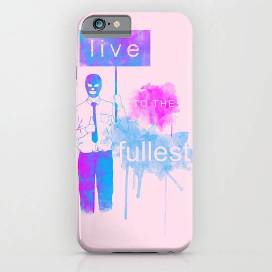 Live iPhone & iPod Case