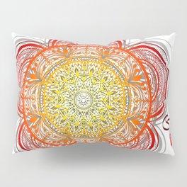 Mandala - Radiant Pillow Sham