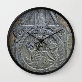Symbolism Wall Clock