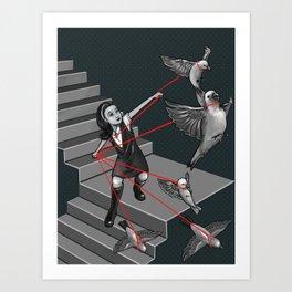 XIXI Art Print
