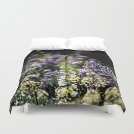Flower Photography by james shepperdley Duvet Cover