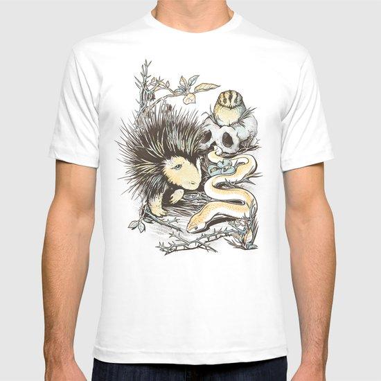 Haunters of the Waterless T-shirt