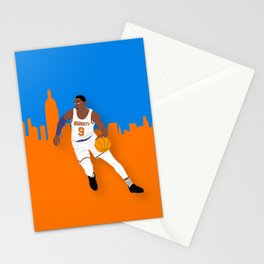 RJ New York Basketball Stationery Cards