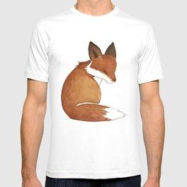 Resting Fox T-shirt
