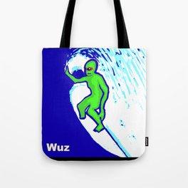 Wuz Surf Tote Bag
