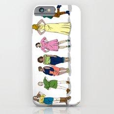 Fashion Line Up Slim Case iPhone 6s