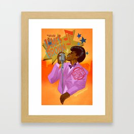 Soul Power Framed Art Print