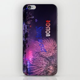 BOSTON STRONG AS EVER iPhone Skin