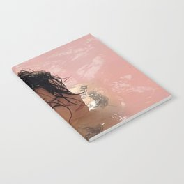 Harry Styles Pink Notebook