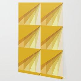 New Heights - Gold Wallpaper