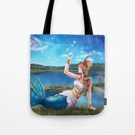 Capricorn OC - 12 Zodiac Ladies Tote Bag