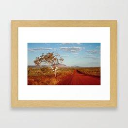 Australian Outback Framed Art Print