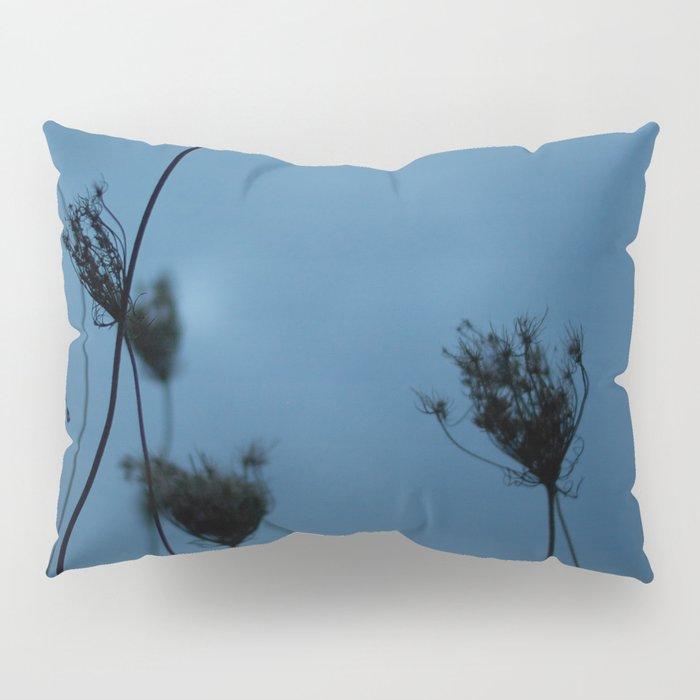 Queen Anne's Lace at Dusk Pillow Sham