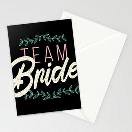 Team Bride Stationery Cards