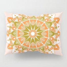 Mandala VI Pillow Sham