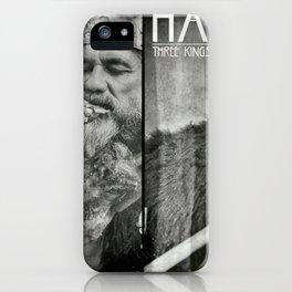 Hail - Three Kings High iPhone Case