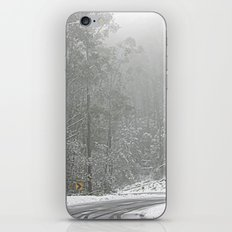 Down the Summit iPhone & iPod Skin