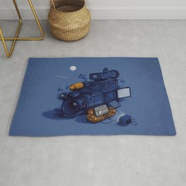 Movie Break Rug