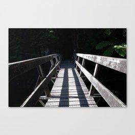 Morning Crossing Canvas Print