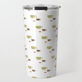 CUP PATTERN Travel Mug