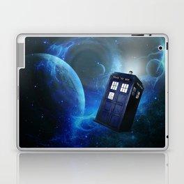 Tardis 02 Laptop & iPad Skin