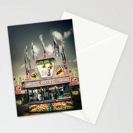 Fair Food  Stationery Cards