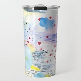 They lived lives no one had dreamt of Travel Mug
