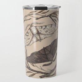 Peppered Moths Travel Mug