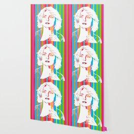 Blondie | Debbie Harry | Pop Art Wallpaper