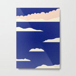 Arctic Ocean Metal Print
