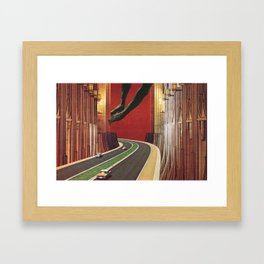 Untitled | A collaboration with Thom Easton Framed Art Print