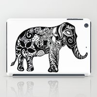 ganesh iPad Cases featuring Ganesh by doctusdesign