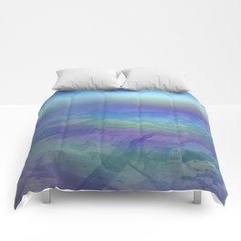 Rainbow View 1 Comforters