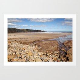 Caton Bay Art Print