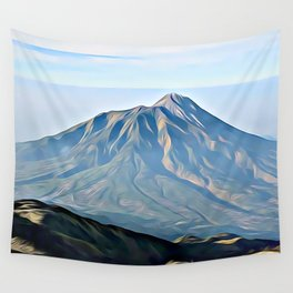 The Creation of God Wall Tapestry
