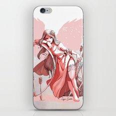 Eros iPhone & iPod Skin
