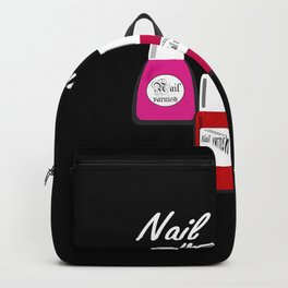 Nail Polish 5 Backpack