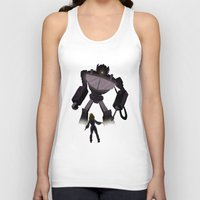 science Tank Tops featuring Science! by Laknea