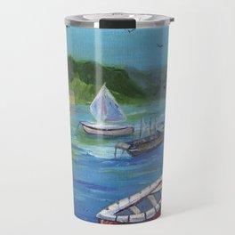 Portofino, Italy Travel Mug