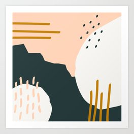 Coit Pattern 58a Art Print